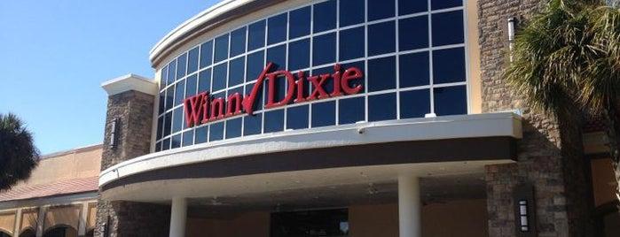 Winn-Dixie is one of Locais curtidos por Mike.