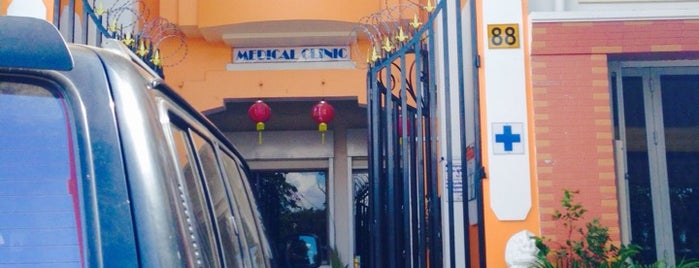 Tropical & Traveller's Medical Clinic is one of Phnom Penh.