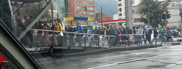 TransMilenio: Marly is one of Idos Bogotá.