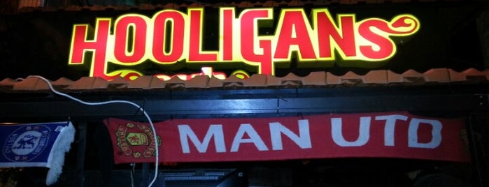 Hooligans Pub is one of Lebanon.