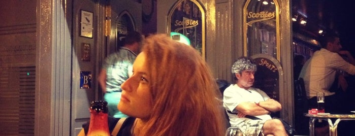 Scobies Irish Bar is one of Bars in Barcelona.