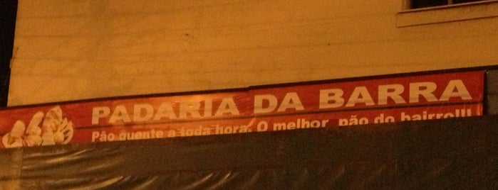 Padoca Padaria da Barra is one of Meus lugares.