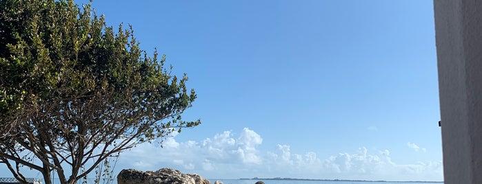 Ferry Marítima Isla Mujeres is one of Posti che sono piaciuti a Jhalyv.