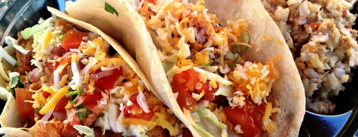 Sharky's Woodfired Mexican Grill is one of Locais curtidos por Star.