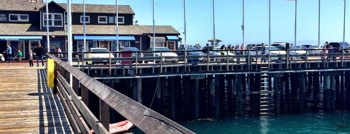 Santa Barbara Pier is one of West Coast 2015.