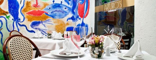 Arturo's is one of Best of La Condesa.