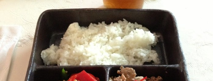 IDE Gourmet Oriental is one of Tempat yang Disimpan Dabidson.