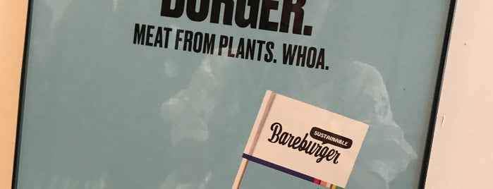 Bareburger is one of New York.