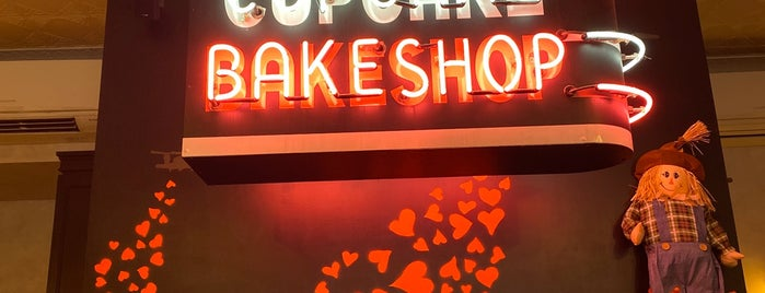Little Cupcake Bakeshop is one of Lieux sauvegardés par Allison.