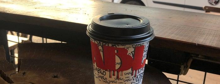 Pablo Artisan Coffee is one of Tempat yang Disimpan Yusufcan.