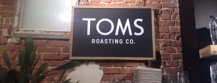 TOMS Store is one of Amsterdam.