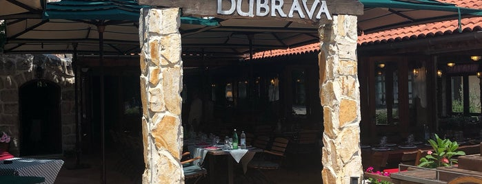 Konoba Dubrava is one of European vacation.