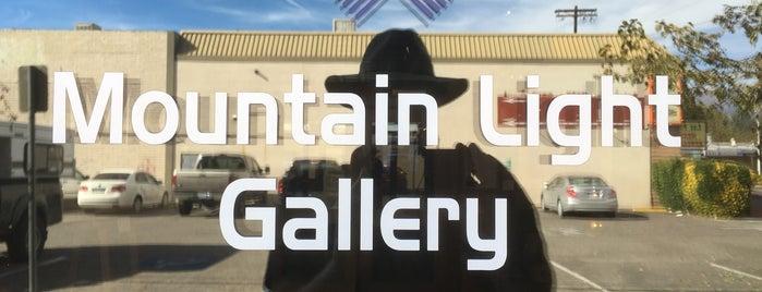 Mountain Light Gallery is one of Posti che sono piaciuti a Ryan.
