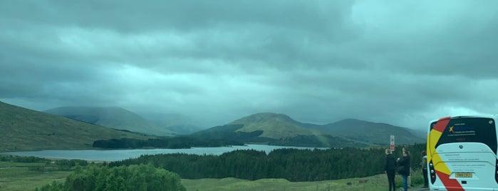 Lochan na h-Achlaise is one of สถานที่ที่บันทึกไว้ของ Sevgi.