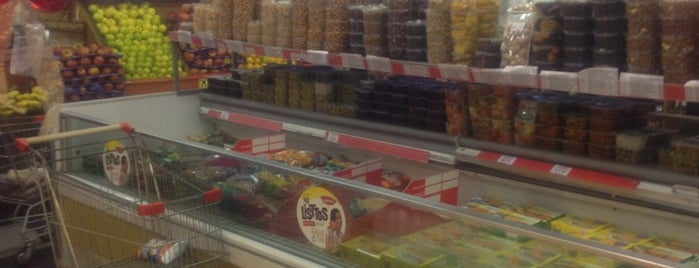 Supermercado Cordial is one of Hache Jota 님이 저장한 장소.