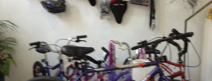 Tecno bikes is one of Bicicleterías de Buenos Aires.