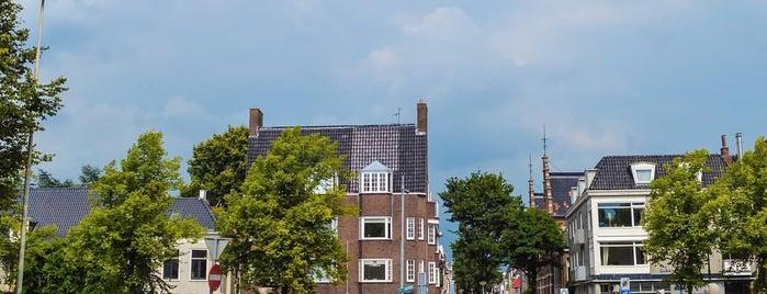 Oude Kijk in't Jatstraat is one of Groningen.