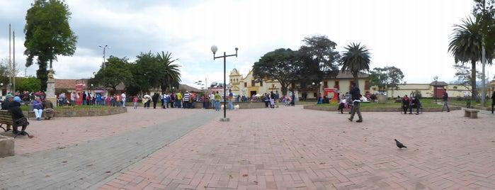 Bojacá is one of Lugares favoritos de Pablo.