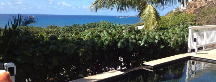 Le Toiny is one of The Caribbean Experience.