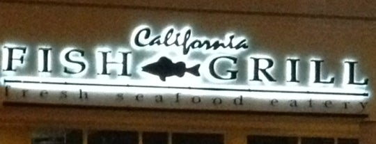 California Fish Grill is one of Stephane'nin Kaydettiği Mekanlar.