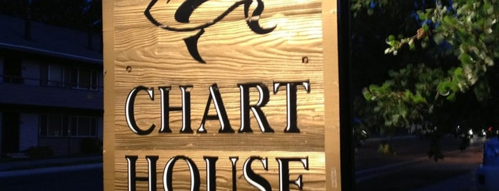 Chart House Restaurant is one of Landry's Concepts.