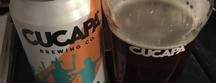 Cucapá Brewing Co. is one of To try.