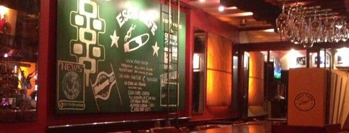 Esch Café is one of Eduardo : понравившиеся места.
