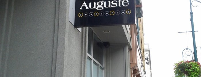 Auguste is one of Miss: сохраненные места.