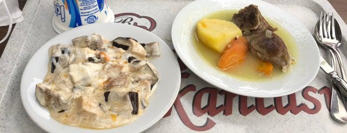 Balkan Lokantası is one of Esnaf Lokantaları ve Ev Yemekleri.