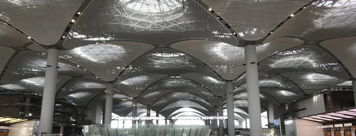 R-Tech - Iga İstanbul 3. Havalimanı Şantiye Yerleşkesi is one of Aylin'in Beğendiği Mekanlar.