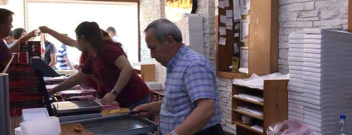 Çanakkale Helvacısı Kadir Usta is one of Tempat yang Disukai Aylin.