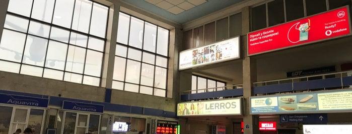 Новый терминал is one of Lieux qui ont plu à Aylin.