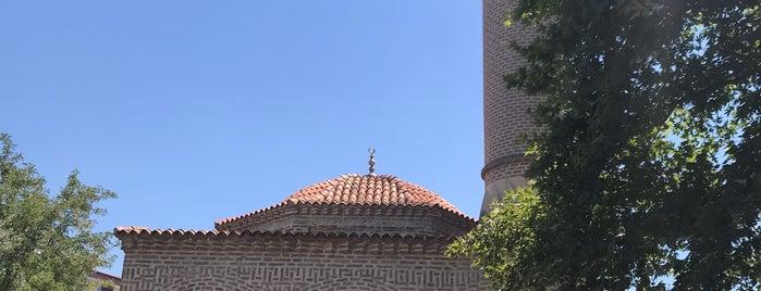 Karakolyanı Camii is one of Lugares favoritos de Aylin.