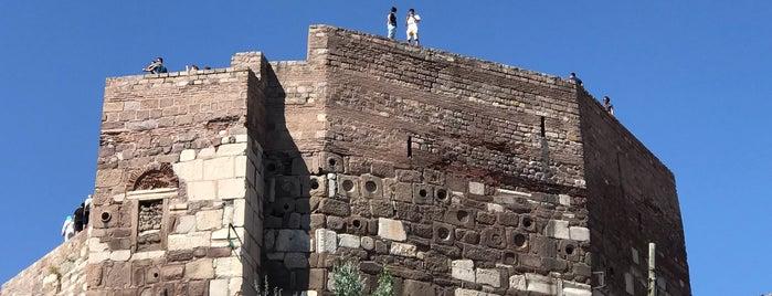 Ankara Kalesi is one of Tempat yang Disukai Aylin.