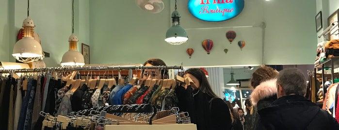 İrma Boutique is one of Tükkanlar 👒👗👓.