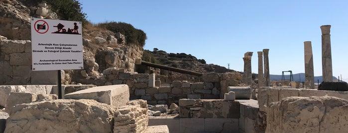 Knidos Antik Kenti is one of Tempat yang Disukai Aylin.
