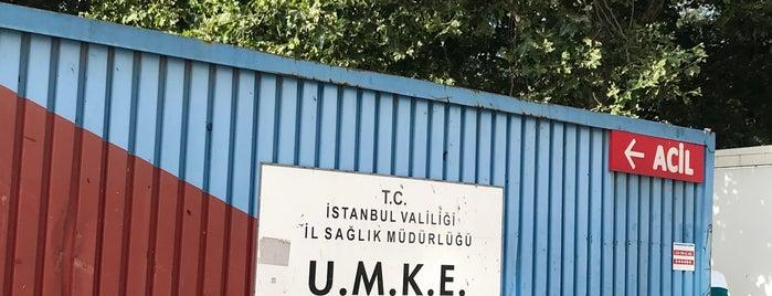 Eyüp Devlet Hastanesi is one of Posti che sono piaciuti a Aylin.