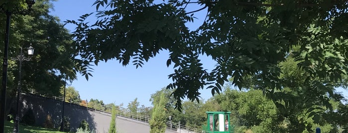 Парк «Стамбульский» is one of Aylin : понравившиеся места.