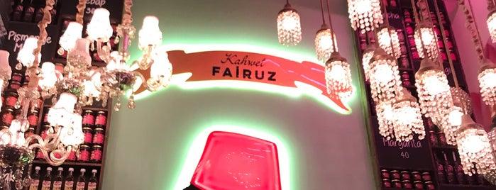 Kahwet Fairuz is one of Tempat yang Disukai Aylin.