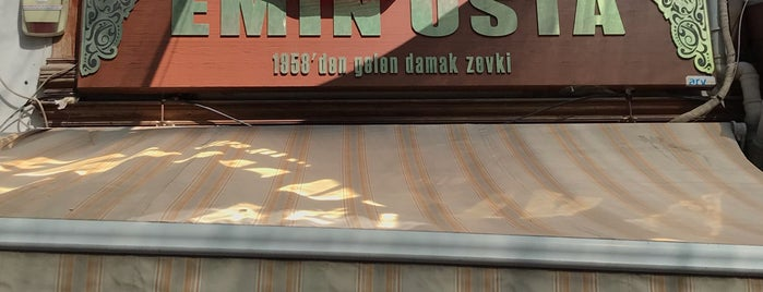 Kebapçı Emin Usta is one of Aylin 님이 좋아한 장소.