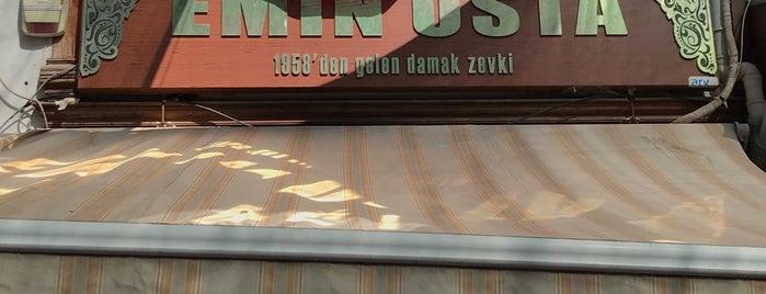 Kebapçı Emin Usta is one of Posti che sono piaciuti a Aylin.