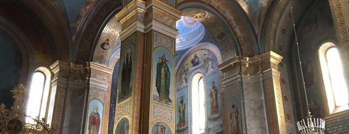 Свято–Успенский Кафедральный собор is one of Aylin : понравившиеся места.