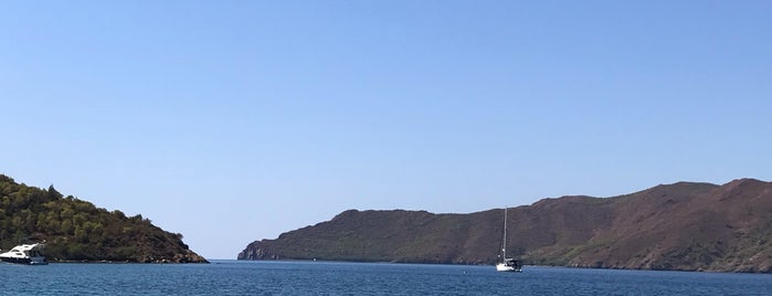 Badem 1 Teknesi is one of Tempat yang Disukai Aylin.