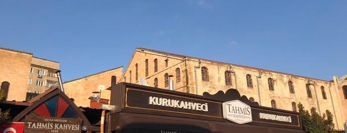 Tahmis Kahvesi is one of Aylin'in Beğendiği Mekanlar.