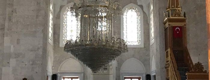 Fındıklı Molla Çelebi Camii is one of Aylin'in Beğendiği Mekanlar.