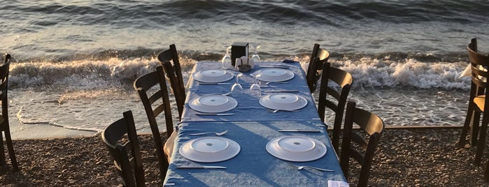 Keyf-i Balık Restaurant is one of สถานที่ที่ Aylin ถูกใจ.