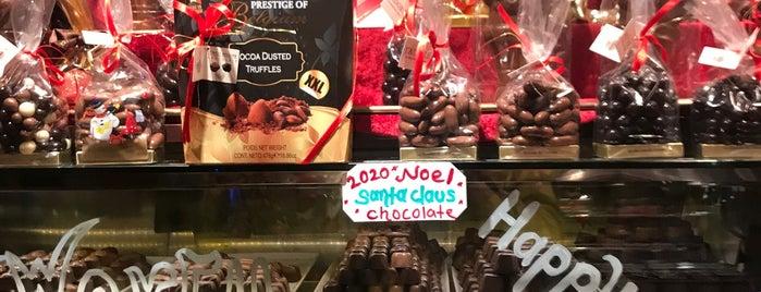 J'adore Chocolatier is one of Lugares favoritos de Aylin.