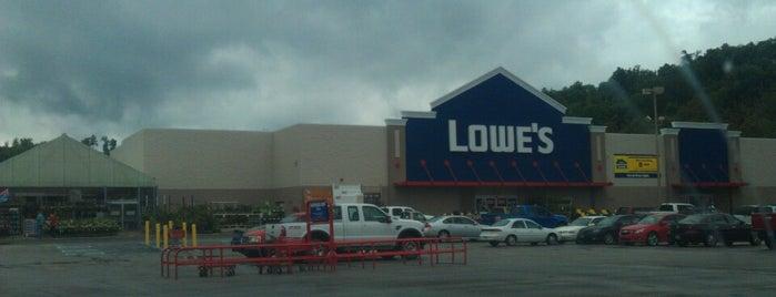 Lowe's is one of Gregory 님이 좋아한 장소.