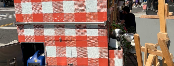 La Sandwicherie is one of Williamsburg Lunch (2021).