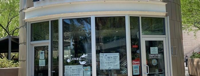 Luke's Lobster is one of Las Vegas.